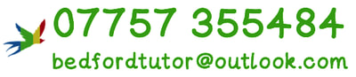 Private Tutor Bedford